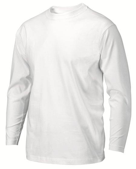 Tricorp 101006 T-Shirt Lange Mouw 190 GSM