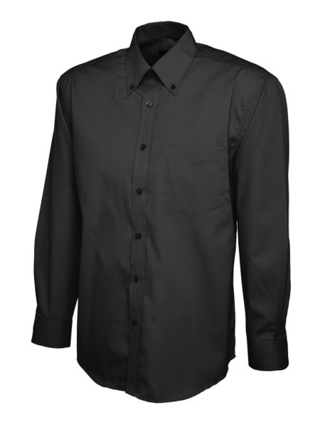 Uneek Heren Pinpoint Oxford Shirt UC701